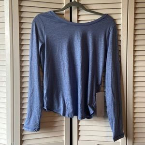NWT lululemon long sleeve